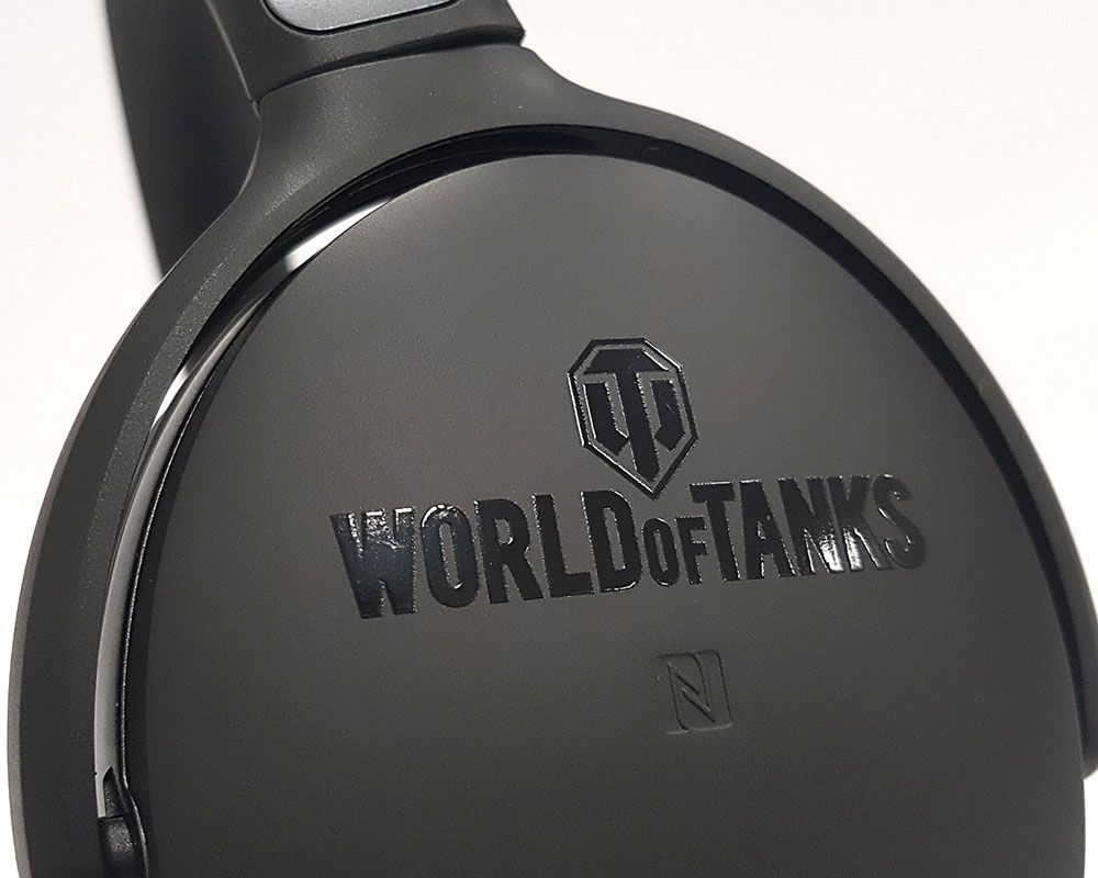 Wargaming: нанесение логотипа World of Tanks